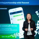 Starbucks e Tencent anunciam parceria estratégica para o lançamento da prática de presente social no WeChat da China