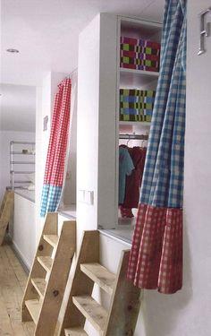 Moderne speelkamer op pinterest ruimtes planken en speelkamers for Moderne kleedkamer