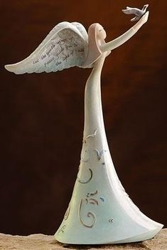 angel figurines - Google Search by merle