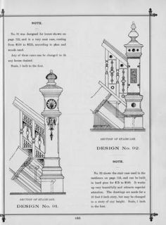Cottage Souvenir , 1891 :: George F. Cottage, Victorian Architecture, Victorian Houses, Handmade Home, Country Farmhouse, Hoe, House Floor Plans, Old Houses, Barber