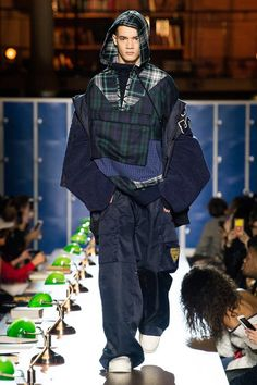 See the complete Fenty x Puma Fall 2017 Ready-to-Wear collection.