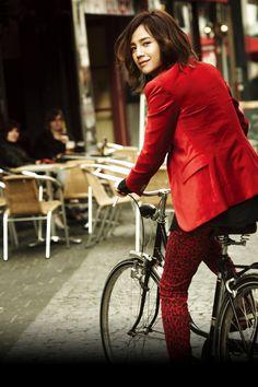 Jang Keun Suk ♡ #Kdrama #PrinceJKS in red