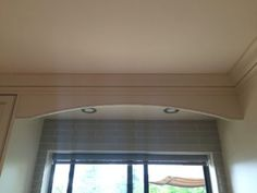 """See how Vestabul infused this """"Room with a View"""" with functional solutions you can adapt to your kitchen renovation. Valance, Windows, Kitchen, Room, Furniture, Design, Home Decor, Bedroom, Cooking"""