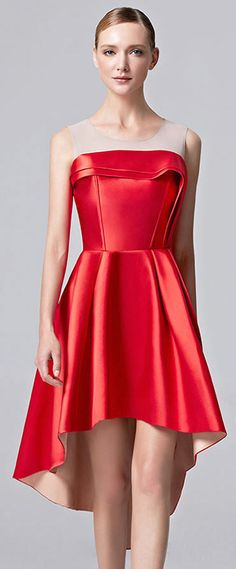 Looking for Day Dresses? Call off the search with our Red Midi Dress. Shop unique fashion at SilkFred Red Midi Dress, Dress Up, Red Dress Outfit, Dress Work, Little Red Dress, Classy Dress, Look Cool, Day Dresses, Midi Dresses