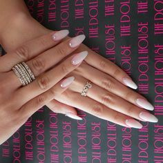 Love these nails!!! @dollhousedubai