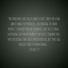 2Peter 3:9
