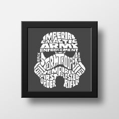 Clone Cross Stitch Patter Star Wars Instant by NikkiPattern