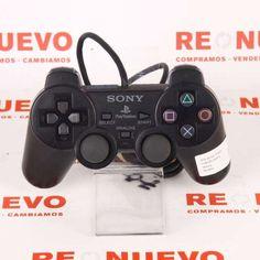 #Mando #SONY para #PS2 E268885 de segunda mano | Tienda de Segunda Mano en Barcelona Re-Nuevo #segundamano