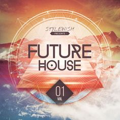 Future House CD Cover Artwork by styleWish (Buy PSD file $9)