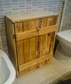 Mobiletto da bagno