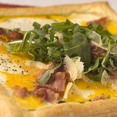 prosciutto-rocket-and-egg-tart