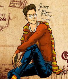 James Potter    #JamesPotter #HarryPotter