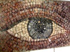 mosaic eye - Google Search