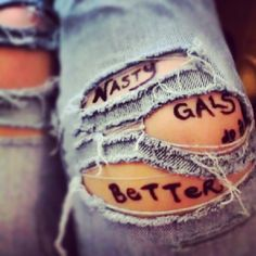 Photo by mariangelalala • #nastygalsdoitbetter http://www.nastygal.com/nasty-gals-do-it-better-contest