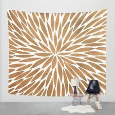 Buy Rose Gold Burst Wall Tapestry by Cat Coquillette. Worldwide shipping available at Society6.com. Just one of millions of high quality products available.