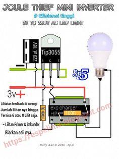 Simple Basic LED Circuit | Circuit Diagram | Electronics | Pinterest ...