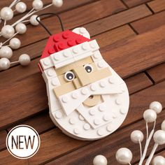 Lego Christmas Decorations You Can Build Yourself | Girly Design Blog