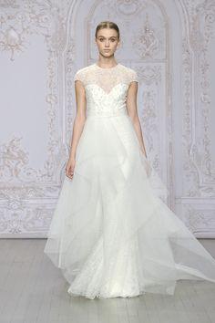 Monique Lhuillier Bridal Fall 2015 – Fashion Style Magazine - Page 17