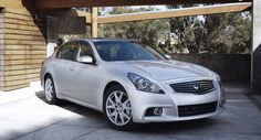 Infiniti G37 renamed Q40 for its final model year