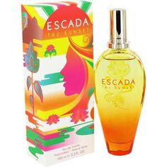 Escada Taj Sunset Perfume for Women by Escada