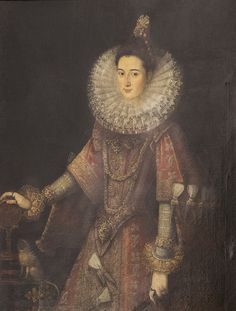 Isabella Clara Eugenia (12 August 1566 – 1 December 1633) was sovereign of the Spanish Netherlands in the Low Countries and the north of modern France, together with her husband Albert. In some sources, she is referred to as Clara Isabella Eugenia. By birth, she was an infanta of Spain and Portugal.