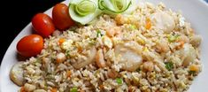 Resep Nasi Goreng Oriental Baked Shrimp Scampi, Nasi Goreng, Indonesian Food, Chinese Food, Fried Rice, Noodles, Oriental, Food And Drink, Cooking Recipes