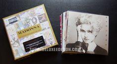 Madonna / First pics of new Complete Studio Albums box set