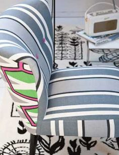 Brooksville fabric from Designers Guild