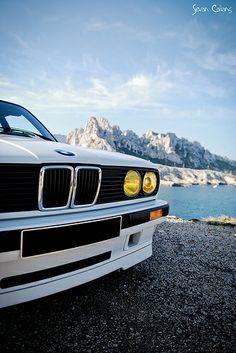 BMW 318is e30 - Massilia (EXPLORE)