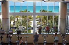 Think of this as destination spa–lite: the Miami Beach outpost of the venerable Canyon Ranch brand is an all-suite boutique hotel that offers short, targeted wellness programs, plus flexible à la carte options so you can work wellness into your schedule.