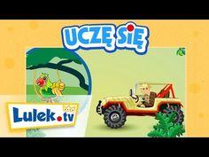 Zwierzyniec Lulka - moje małe zoo! - Film edukacyjny dla dzieci - Lulek.tv - YouTube