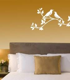 Buy Two birds on a brach - wall art wall-decal online