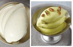 Gjør som i gamledager, og lag iskremen selv. Her er fire av Eyvind Hellstrøms beste isoppskrifter, og utstyret du trenger. Homemade Ice Cream, Recipe Images, Food To Make, Deserts, Pudding, Diet, Baking, Health, Recipes