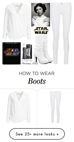 """Star Wars: The Force Awakens"" by j-n-a on Polyvore featuring By Malene Birger, Frame Denim, Episode, starwars and contestentry"