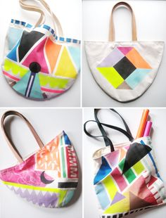 Tote bags by LAUK