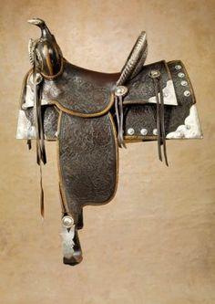 Silver Parade Saddle Western Horse Tack, Western Saddles, Horse Saddles, Western Cowboy, Horse Gear, Horse Tips, Cowboy Gear, Cowboy Hats, Wade Saddles