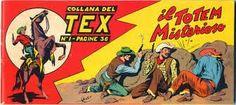 Scrivere per passione: Tex