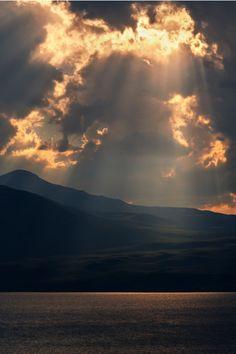 expressions-of-nature:  Light / Georgia, Caucasus by: Soso Meladze
