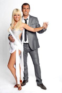Cédric Pioline et Katrina Patchett - Danse avec les stars 2