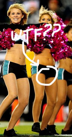 Accidental nude cheerleader photo