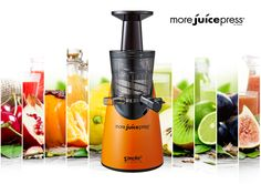 ZEPTER SLOW JUICER vS TRADITIONAL HIGH-SPEED JUICER MoreJuicePress Slow Juicer Pinterest