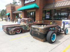 #chevrolet #chevy #advanceddesign #pickup #truck #ratrod #dailydriver #slicks #slammed