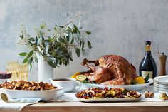 An Enlightened Thanksgiving: No-Stress Recipes for Easy Feasting