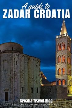 Things to do in Zadar Travel Blog & Guide   Chasing the Donkey