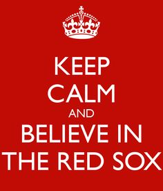 Red Sox. Believe. Believe. Believe. Check out my Sox inspired box card set…