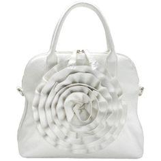 80% Off. Only $26.99 ! LOVE ! LOVE ! LOVE THIS! Rose Handbag (Rosette Purse) Rose Handbag (Rosette Purse)