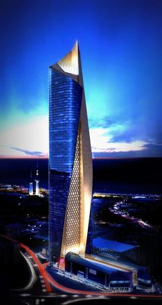 Kuwait (City Tower)