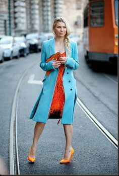 Street Style from Milan Fashion Week Fall 2014