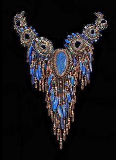 Intuitive Beadweaving by Wendy Seaward   Beads Magic