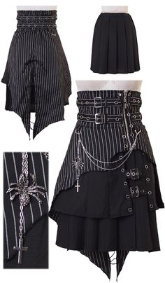 p358 - Skirt - Lolita